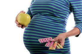 vitaminas e b12 y d embarazarse