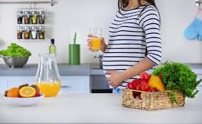 verduras y hortalizas ricas en vitamina c para embarazarse