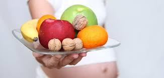 quedar embarazada haciendo dieta?