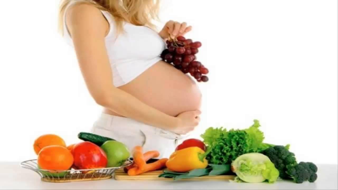 dieta balanceada para embarazadas