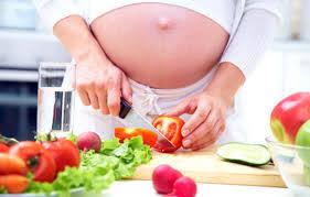 dieta para quedar embarazada