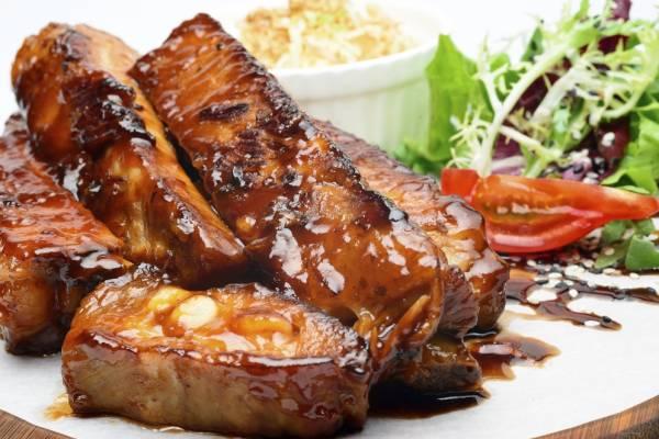 carne para quedar embarazada