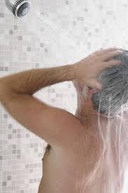 ducha para el hombre antes de una relacion